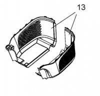 Ambition32E fűgyűjtő alsórész (13)
