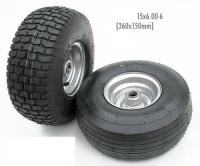 AL-KO T20/102 HDE Első kerék  15X6.00-6