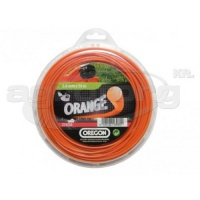 Damil 2.0mm kerek 126 méter Oregon Orange