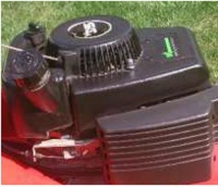 Motor védő burkolat belső Castel Garden (New Garda, Raser stb. 410 típusokhoz) (3)