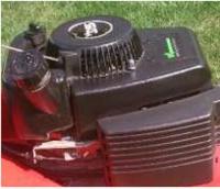 TR Motor védő burkolat Castel Garden (New Garda, Raser stb. 430 típusokhoz) (2)